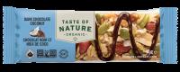 Taste of Nature - Dark Chocolate Coconut - 16 x 40 gram