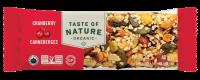 Taste of Nature - Cranberry - 1 x 40 gram