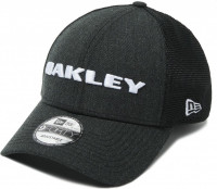 Oakley Cap Heather New Era - Donkergrijs