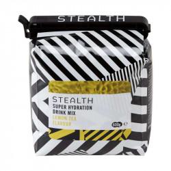STEALTH Super Hydration Drink Mix - Lemon Tea - 600 gram (THT 30-4-2020)