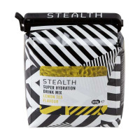 STEALTH Super Hydration Drink Mix - Lemon Tea - 600 gram (THT 30-4-2020)