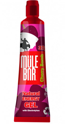 MuleBar Natural Energy Gel - 5 + 1 gratis