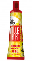 Aanbieding MuleBar Natural Energy Gel - Lemon Zinger - 37 gram (THT 31-8-2019)