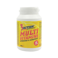 3Action Multi Vitamins - 90 tabs