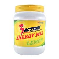 Aanbieding 3Action Energy Mix Lemon 1000 gram + Gratis 3Action Bidon 750 ml