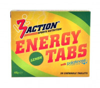 Aanbieding 3Action Energy Tabs - 20 tabletten