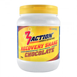3Action Recovery Shake - 500 gram
