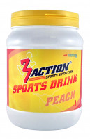 3Action Sports Drink - 1000 gram