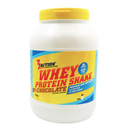 3Action Whey Protein Shake - 900 gram