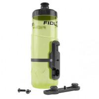 Fidlock TWIST bottle 600 + bike base - yellow