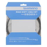 Shimano Derailleur Kabelset Race RVS - Zwart
