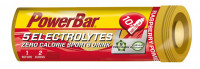Aanbieding PowerBar Electrolyte Tabs - 2 x 10 tabs + Gratis Bidon