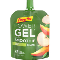 Aanbieding PowerBar Powergel Smoothie - Mango Apple - 90 gram (THT 30-6-2020)
