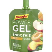 Aanbieding PowerBar Powergel Smoothie - Apricot Peach - 90 gram (THT 30-6-2020)