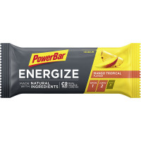 Aanbieding PowerBar Energize Bar - Mango Tropical - 55 gram (THT 31-1-2020)