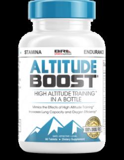 BRL Altitude Boost - 60 tablets