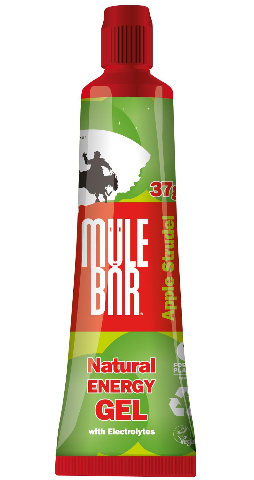 Aanbieding Mulebar Natural Energy Gel Apple Strudel 37