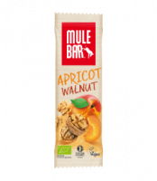 Aanbieding MuleBar Energy Bar - Apricot Walnut - 40 gram (THT 2-8-2019)