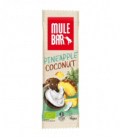 Aanbieding MuleBar Energy Bar - Pineapple Coconut - 40 gram (THT 9-8-2019)