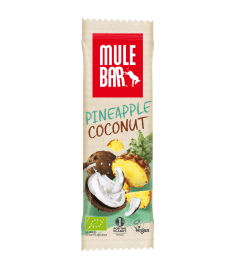 Aanbieding MuleBar Energy Bar - Pineapple Coconut - 40 gram (THT 9-8-2019)