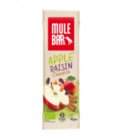 Aanbieding MuleBar Energy Bar - Apple Raisin Cinnamon - 40 gram (THT 1-8-2019)