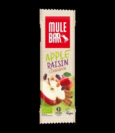 Aanbieding MuleBar Energy Bar - Apple Raisin Cinnamon - 40 gram (THT 1-8-2019)