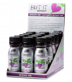 Aanbieding Beet it Sport - bietensap - 15 x 70 ml (THT 9-9-2021)