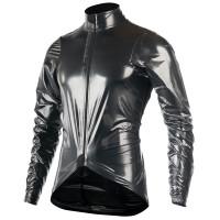 Bioracer Aero Rain Jacket - Zwart