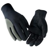 Bioracer One Tempest Pixel Handschoenen - Zwart/Fluor Geel