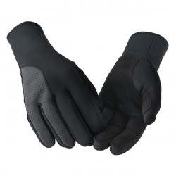 Bioracer One Tempest Pixel Protect Handschoenen - Zwart/Grijs