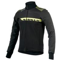 Bioracer Spitfire Tempest Protect Jacket - Zwart/Geel