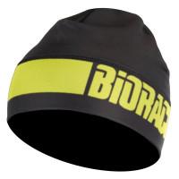 Bioracer Hat Tempest Muts - Zwart/Geel