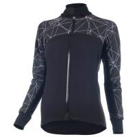 Bioracer Vesper Tempest Protect Winter Jacket Subli - Zwart