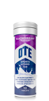 Aanbieding OTE Hydro Tab - Blackcurrant - 10 tabletten (THT 31-3-2019)