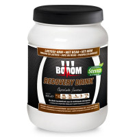 Aanbieding BOOOM Recovery Drink - Chocolate - 800 gram (THT 31-3-2020)