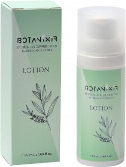 Botanixir - Natuurlijke spier en gewrichtscrème - 50 ml