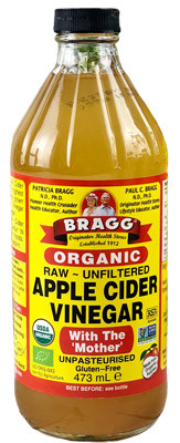 Bragg Apple Cider Vinegar - 473 ml