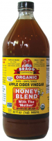 Bragg Apple Cider Vinegar Honey - 473 ml