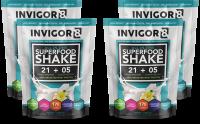 INVIGOR8 Superfood Shake - 4 x 43 gram (gratis verzending*)