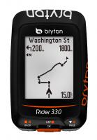 Bryton Fietscomputer Rider 330 E - Basis