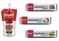 Weekdeal! BYE! Nutrition Deal - 9 BYE! Endurance Bars + 3 BYE! Pro Isotonic Gels