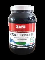 BYE! Isotonic Sportdrink - 1000 gram + Gratis Wielervoeding bidon