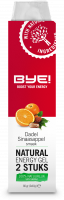 Aanbieding BYE Natural Energy Gel - 2 x 40 gram - 6 + 1 gratis