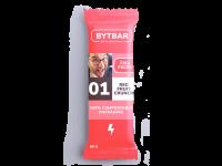 BYTBAR RED FRUIT CRUNCH - 1 x 60 gram
