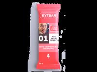 BYTBAR RED FRUIT CRUNCH - 20 x 60 gram