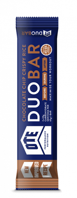 OTE Duo Energy Bar - 12 x 65 gram
