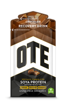 OTE Recovery Soya Drink - Choco - 14 x 52 gram