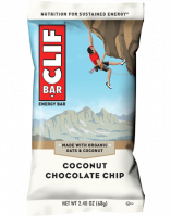 Aanbieding Clif Energy Bar - Coconut Chocolate Chip - 68 gram