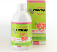 Concap Hypotonic 55-11 - Pompelmoes - 500 ml (THT 31-8-2020)