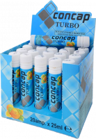 Concap Turbo - 20 x 25 ml